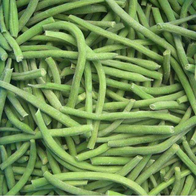 Whole green beans (4*2,5 kg) Belgium